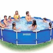 Бассейн каркасный 28210 Intex