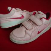 Кроссовки Nike Pink оригинал 34-35 размер
