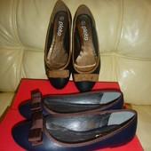 в наличии! Балетки-туфли Plato элитная модель, отличная цена