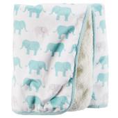 Одеяло для новорожденного Carters 76 х 102 см