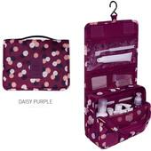 Дорожная сумка- органайзер  для косметики ( Toiletry Pouch )