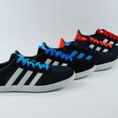 Adidas Gazelle мужские замшевые кеды ассорти 5 цветов