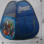 Палатка детская Супергерои