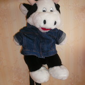 Рюкзак бык бычок коровка для малышей 41 см