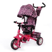 Велосипед Bt-Ct-0005 Tilly Zoo-Trike crimson