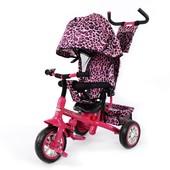 Велосипед Bt-Ct-0005 Tilly Zoo-Trike crimson