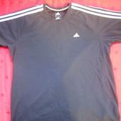 Adidas Футболка чёрного цвета,Турция