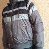 Куртка фирменная Tom Wolfe Jeans Франция р.50-52