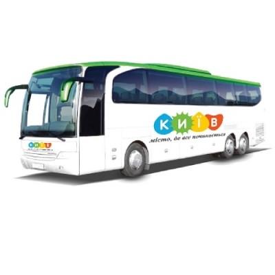 Технопарк модель автобус экскурсионный киев фото №1