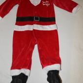 продам ново годний костюм санта клауса George yf 9-12 мес
