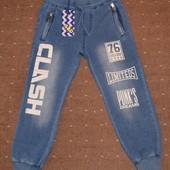 Котоновые брюки на мальчика