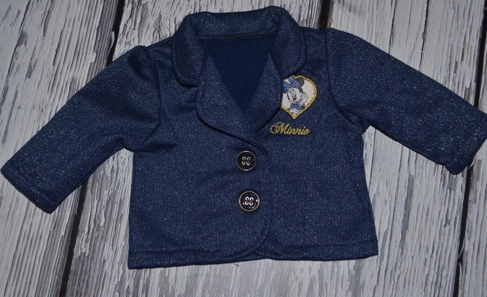 Фирменный пиджак для новорожденной или кукле большой smoby и салли sally zapf creation запф криейшин фото №1