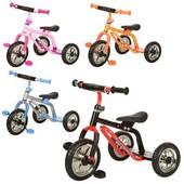 Велосипед трехколесный M 0688-2 Bambi