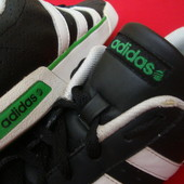 Кроссовки Adidas Neo Black оригинал 42 размер
