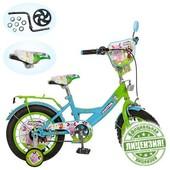 Велосипед детский 12д. LT 0050-01 Лунтик