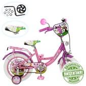 Велосипед детский 12д. LT 0050-02 W Лунтик