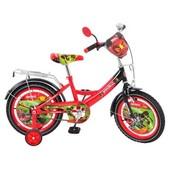Велосипед детский мульт 12 дюймов P 1244N-1