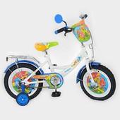 Велосипед детский мульт 12д. P 1248 Fx Profi