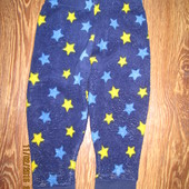Пижамные штаны early days - 6-12 мес