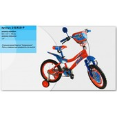 Велосипед 2-х колес 14'' 141410-P