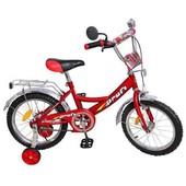 Велосипед детский 14 дюймов P 1441 Profi