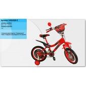 Детский велосипед 14 дюймов 141410-C