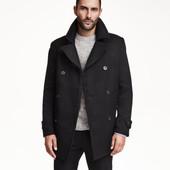 пальто мужское H&M, XL. маломерит