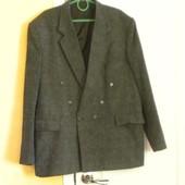Мужской пиджак большого размера