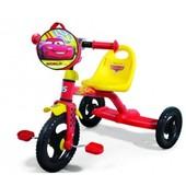Детский трехколесный велосипед Disney Сars (0205C2)