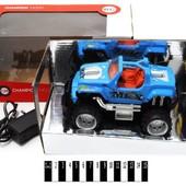 Машина джип, есть пульт управления в коробке, артикул 7М-910\912