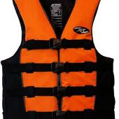 """Жилет спасательный """"Jet Sport Orange"""" (для охоты, для рыбалки, для спорта)"""