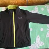 Термокуртка (софтшелл) демисезонная Regatta для мальчика 7-8 лет ( 128)