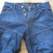 Джинси плотні моднячі сині  34
