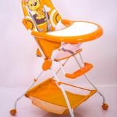 Детский стульчик для кормления Sigma new