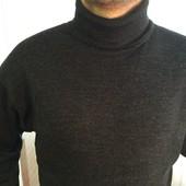 Мужской гольф свитер можно на подростка размер S
