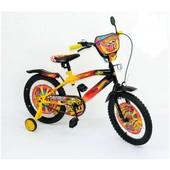Велосипед 18 дюймов детский мульт 131809