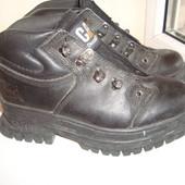 Шкіряні ботинки CAT Diesel Power , 39р.