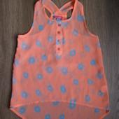 Блузка на девочку YD, 8-9 л., 134 р.