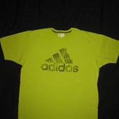 мужская футболка Adidas, большой размер