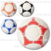 Мяч футбольный Super Club №5: 4 цвета, 32 панели