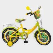 Велосипед Profi Пчелка Майя 1244, 12 дюймов
