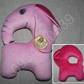 Подушка-игрушка Слоник. Размер 33 х 22см