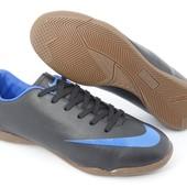 Nike Mercurial обувь для футзала 41, 42, 43, 44, 45 размер