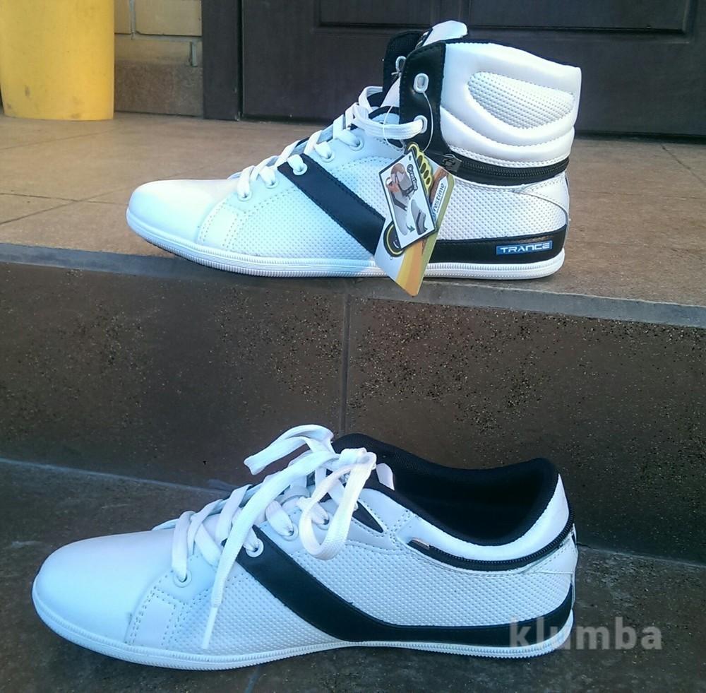 Кроссовки трансформер от Restime - легко превращаются в спортивные туфли фото №1