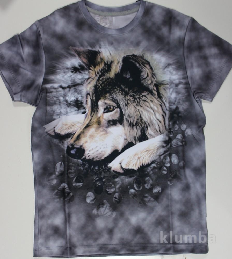 3D футболка Пес фото №1