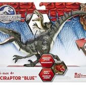 JW Электронные фигурки динозавров мира Юрского периода от Hasbro