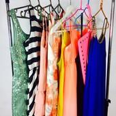 Обнова! Брендовые платья Zara!