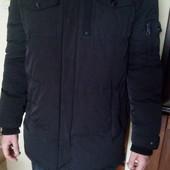 Курточка мужская длин пух М colins