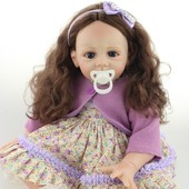 Куклы реборн 60см