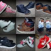 Детская одежда и обувь от 0 до 12 лет
